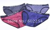 Hot whosale Free Shipping 100% bamboo Grade A men's briefs, men's bikini, brief boxers