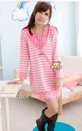 Hot wholesale Free shipping thermal long sleeve comfortable breast-feeding coat maternity coat nursing coat