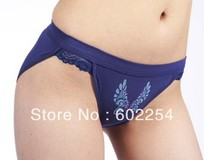 Hot Wholesale!!! comfortable and breathable 100% bamboo fiber fashion sexy lingerie ladies underwear women underwear