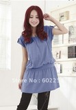 Hot wholesale Free shipping Fashion soft and comfortable maternity tops maternity apparel