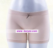 Hot Wholesale!!! Free shipping comfortable and breathable 100% bamboo fiber fashion girl's boxers