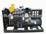 With CE,ISO certificated Ricardo 50kw-100kw diesel generator