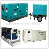 ISO CE approve perkins ac alterantor generator 150kva