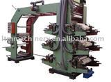 6 colors flexo printing machine