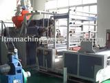 Auto.PE/LLDPE Double Layers Stretch Film Making Machine