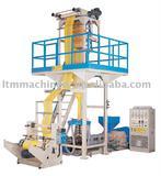 MINI High Speed HDPE/LDPE Blown Film Machine 55HS