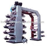 Auto. Offset reel printing machine 2-8colors
