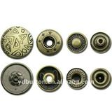 YD-SP008 custom printed snap buttons