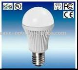5w dimmable led bulb light  with CE,RoHS approval