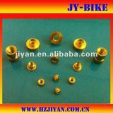 JYN08- high precision insert brass nut