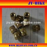 JYN01 - high precision insert brass nut