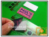 Free design Iron on sticker for garment label