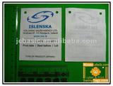 Custom cotton printing tags