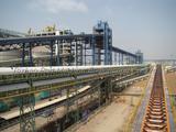 Mine conveyor support roller
