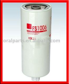 Details about  /FLEETGUARD FS1006 FUEL WATER SEPARATOR KV ENGINE I.W BF956
