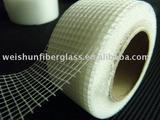 white Self-adhesive Fiberglass Mesh Tape