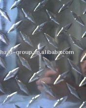 one bar/ five bar diamond aluminium sheet