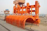 Electric Hydraulic Orange grab