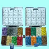 Colorful epdm grain for rubber floor tiles