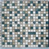 Marble mixed mosaic tiles for floor