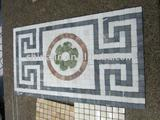 Marble mixed mosaic borders/ tiles
