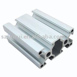 Construction Aluminium Profile Industrial Alumnium Section