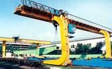L Model Single girder Gantry Crane