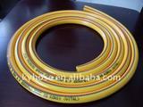 Yellow PVC Gas Hose