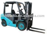 2.5T Diesel Forklift Truck With Isuzu Engine used forklift