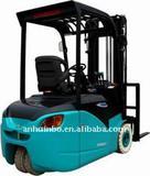 Electric Forklift Truck Load Capacity 1000kg
