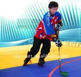 Outdoor Indoor Interlocking hockey court flooring