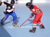 outdoor interlocking hockey flooring