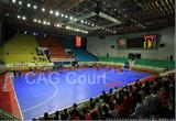 interlocking futsal court flooring