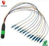 fiber optic patch cord MPO-LC Fan-out