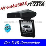 HOT in car camera black box recorder with 2.5-inch TFT colorful monitor