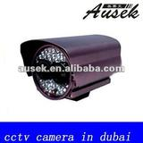 dual ccd cctv camera