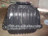 PE plastic septic tanks