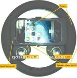 Steering Wheel with Speaker for iPhone 4G