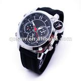 With Compass Waterproof Camera Watch
