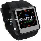Fashion Digital MP4 Wrist Watch