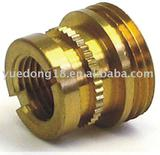 Brass Socket Screw & Nut