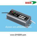 EER 60W 12VDC High Efficiency Waterproof IP67 LED Power Supply/LED Strip Light Driver