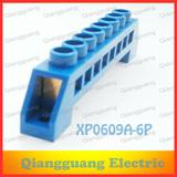fuse terminal block/screw terminal block/Terminal block of XP0609A-6P