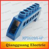 crimp terminal block/barrier terminal block/Terminal block XP0609A-4P