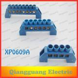insulated terminal block/screw terminal block/Terminal block XP0609A