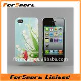 Water Transfer Printing Case for iPhone4