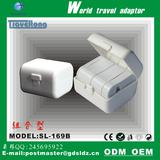 All-In-One travel universal adapter socket plug