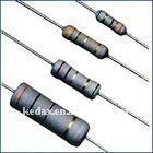 MFR series metal film fixed precision resistor  1R~1MR