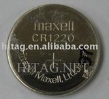 MAXELL CR1220   Button  Battery