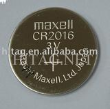 MAXELL CR2016 Button Battery
